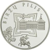 Monnaie, Lithuania, 50 Litu, 2010, FDC, Argent, KM:170 - Lithuania