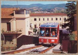 ORVIETO - NUOVA FUNICOLARE Funicular Funiculaire Nv - Italien