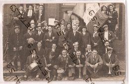 Bachant, Cp Photo Conscrits Classe 1933-34 - Frankreich