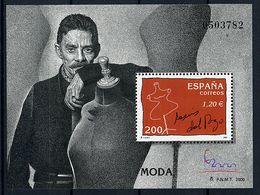 """Espagne** Bloc N° 88 - """"Espana 2000"""" Expo Philat. Mode : Couturier Jesus Del Pozo - Blocs & Feuillets"""