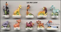 Fèves : Le Roi Lion II - Disney