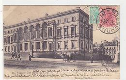 Melbourne - The Treasury - 1905     (A-64-161117) - Melbourne