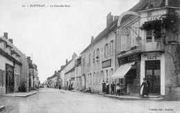 ROUVRAY La Grande Rue (783) - Autres Communes