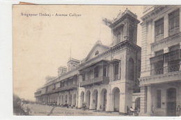 Singapore - Avenue Cooyer - 1912     (A-64-161117) - Singapore