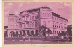 Singapore - Raffles Hotel      (A-64-161117) - Singapur