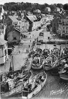 CPSM Dentellé - BELLE-ISLE-en-MER (56) - Aspect Du Quartier Du Port Et Des Bateaux De Pêche En 1958 - Le Palais - Belle Ile En Mer