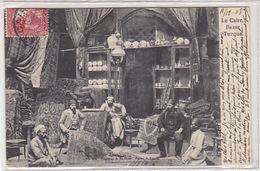 Kairo - Bazar Turque - 1908    (A-64-161117) - Kairo