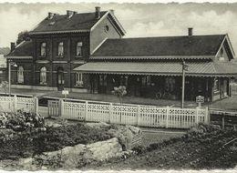 Carnières La Gare    (6940) - Morlanwelz