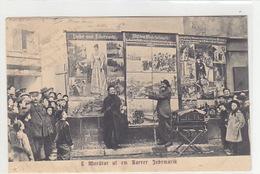E Mordtat Uf Em Barrer Johrmarikt - Bahnstempel - 1905     (A-64-161117) - Spettacolo