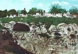 Jerusalem Gerusalemme - The Scull Gordon's Calvary - DM/45 - Israel