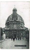Scherpenheuvel, Montaigu: Eglise De Face (1910).  ( 2 Scans) - Scherpenheuvel-Zichem