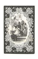 127. HENRICUS EVERS - Gewezen Onderwijzer En Organist Te HAMONT -  +HAMONT 1858 (67j.) - Images Religieuses