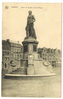 Leuven: Statue De Sylvain Van De Weyer  ( 2 Scans) - Leuven