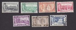 Montserrat, Scott #114-120, Used, Scenes Of Montserrat, Issued 1951 - Montserrat