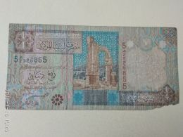 1/4 Dinar 2002 - Libia