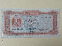 1/4 Dinar 1972 - Libya