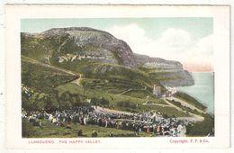 LLANDUDNO - The Happy Valley - Denbighshire