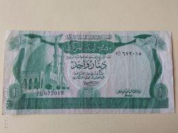 1 Dinar 1981 - Libia