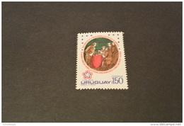 F6275- Stamp  MNH Uruguay 1976- SC. 943- American Bicentennial - Uruguay