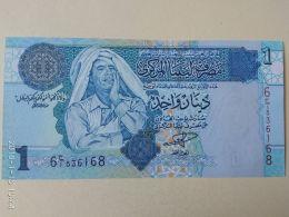 1 Dinar 2004 - Libia