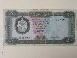 5 Dinar 1972 - Libia