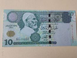 10 Dinar 2004 - Libia