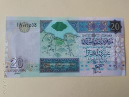 20 Dinar 2002 - Libia