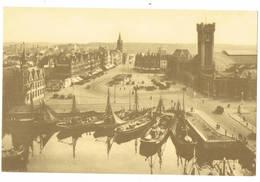 Oostende: Ernest Feysplaats ( 2 Scans) - Oostende
