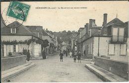 Allier : Herisson, Le Quartier Des Beaux Hommes - France