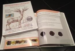 LIBRAIRIE PHILATÉLIQUE - MAMMIFÈRES SAUVAGES - Nouvelle Classification Des Ongulés. Ed. Yvert & Tellier - Autres Livres