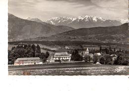 38-----CLELLES--colonie CEGEDUR Et Chaîne Des Alpes--voir 2 Scans - Clelles