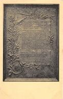 Louvain - Plaque Commémorative - Leuven