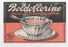 Boldoflorine Délicieuse Tisane Pour Le Foie - Santé