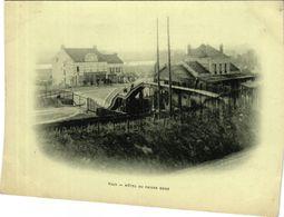 2 Cartes Postales Tres Vieux - Avant 1906 - VAUX Hôtel Du Faisan Doré  HOTEL - Chateau D'Yvette Guilbert - Vaux-sur-sure - Vaux-sur-Sûre