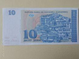 10 Dinari 1993 - Macedonia