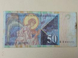 50 Dinari 2007 - Macedonia