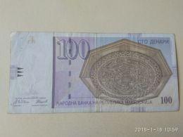100 Dinari 2013 - Macedonia