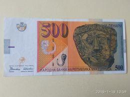 500 Dinari 1996 - Macedonia