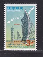 RYU-KYU N°  174 ** MNH Neuf Sans Charnière, TB (D4554) Liaison Haute Fréquence - Ryukyu Islands