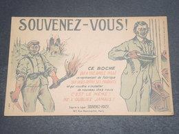 MILITARIA - Carte Postale Patriotique Anti Allemand - L 12429 - Patriottisch