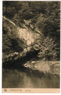 CPA Grottes De Han ,La Sortie, (PK41473) - Rochefort