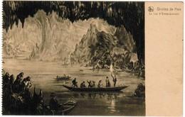 CPA Grottes De Han ,Le Lac D'Embarquement, (PK41474) - Rochefort