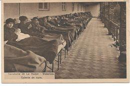 Sanatorium De La Hulpe--Waterloo. Galerie De Cure. - Waterloo