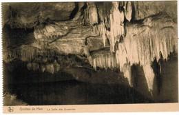 CPA Grottes De Han ,La Salle Des Draperies (PK41475) - Rochefort