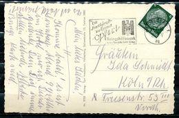 "CPSM S/w AK German Empires Heidelberg 1940 Mit Propaganda MWST""Heidelberg-Die Front Kämpft-die Heimat Opfert ""1 AK Used - Alemania"