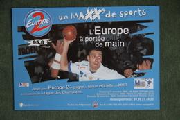 CPSM - HAND BALL - L'EUROPE à Portée De Main. - Balonmano