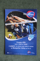 CPSM - MONTPELLIER VOLLEY BALL - Volleyball