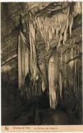 CPA Grottes De Han , Le Portique Des Draperies (PK41480) - Rochefort