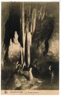 CPA Grottes De Han , La Grande Draperie (PK41481) - Rochefort