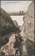 Porth Bridge, Newquay, Cornwall, C.1910s - Photochrom Celesque Postcard - Newquay